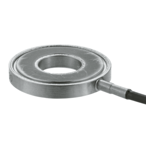 Piezoelectric Force Sensor SlimLine, Ring Force Transducer with Fz up to 62 kN / 13.9 klbf 9136B