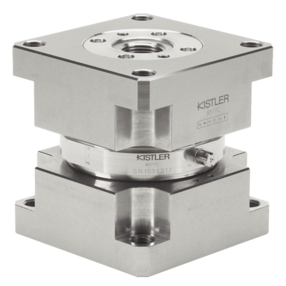 3 Axis Load Cell, Triaxial Force Transducer, Fx, Fy, Fz (Fz up to ±150 kN / ±33.7 klbf) 9377C