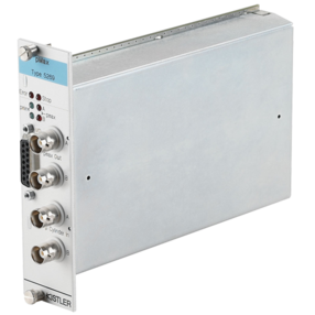 2-Channel pMax Module for monitoring and measurement of the cylinder peak pressure 5269