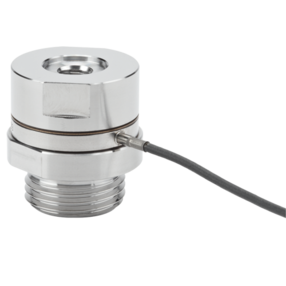Piezoelectric Load Cell, Force Transducer with Fz up to 60 kN / 13.4 klbf 9176C