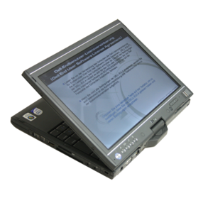 Tablet PC: For use with µEEP-12 DAQ KCD16689
