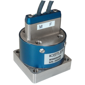 Six-axial Lumber Spine Load Cell  for the WorldSID-50 % (WS) and WorldSID-5 % (W5) Dummies M56826