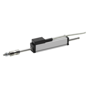 Displacement Sensor T, Potentometric, Very High Repeatability and Adjustement Speed 2120A