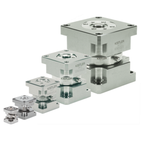 3-Component Piezoelectric Load Cells, Triax Force Transducers, Fx, Fy, Fz (Fz up to ±150 kN / ±33.7 klbf) 93X7C