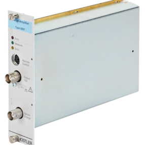 1-Channel Plug-in Unit to Charge Amplifier Type 5080A 5067A