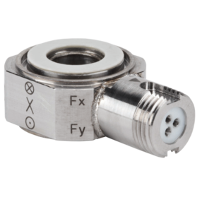Triaxial Force Sensor, Triaxial Ring Force Transducer, Fx, Fy, Fz (Fz up to ±3 kN / ±674 lbf) 9017C, 9018C