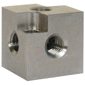 Triaxial Mounting Cube 8514