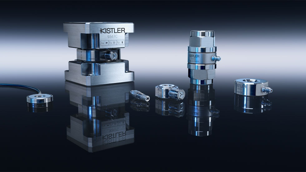 Components by Kistler