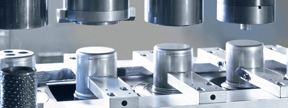 Process monitoring for metal forming with sensor technology from Kistler facilitates 100 percent quality assurance.