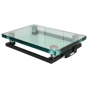 Large Multi-Component Force Plate with Glass Top Plate Z20565