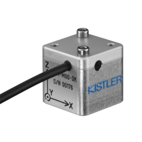 Acceleration measurement unitFor the measurement of linear acceleration in all three orthogonal directions. DTI-M60-3K