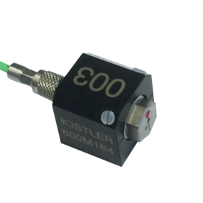 Ceramic Shear modal accelerometer with orientable axis of sensitivity 8000Mxx