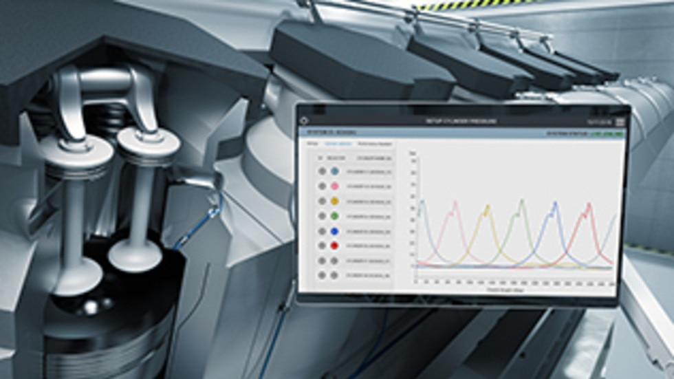 Sensors from Kistler deliver high-precision data for continuous operational monitoring of engines