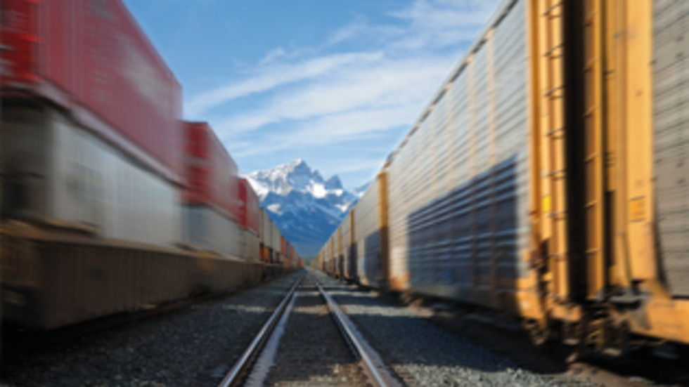 Kistler rail technology uses Kistler sensors to enhance safety and help guarentee availability in rail transport applications