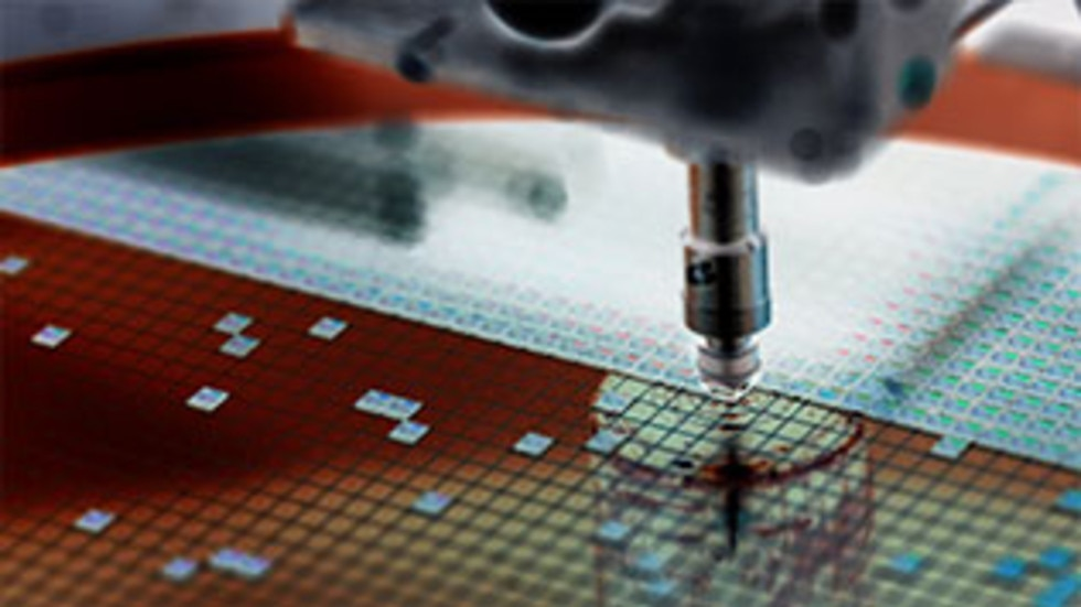 Kistler offers the right measurement technology for every application in semiconductor technology
