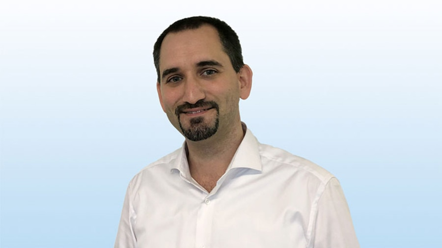 Stefan Affeltranger is a Product Manager specializing in production monitoring at Kistler.