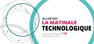 Allizé Day: La matinale technologique