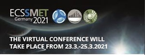 Virtual conference 16th ECSSMET Germany 2021