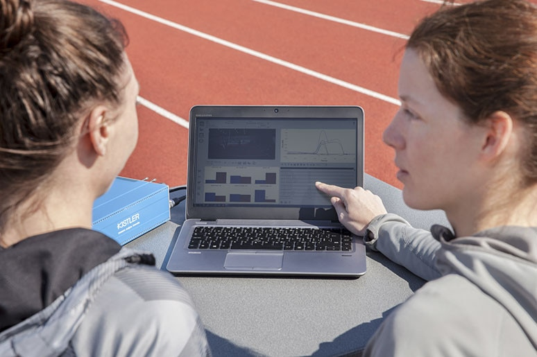 KiSprint helps coaches and athletes