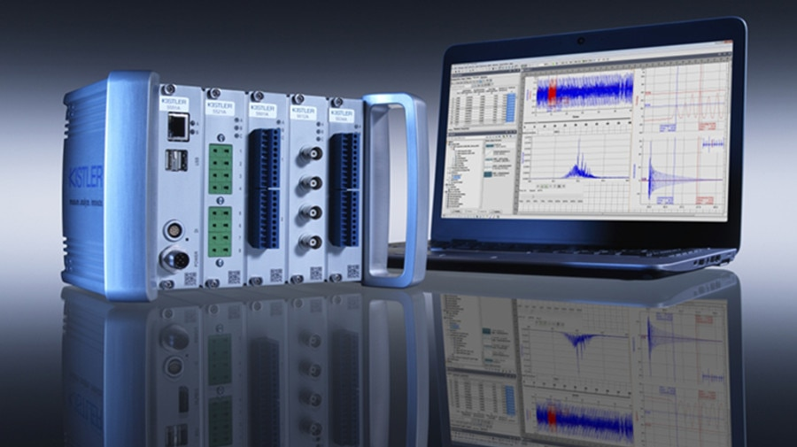 The KiDAQ data acquisition system from Kistler with KiStudio Lab and jBEAM offers a flexible universal measurement technology platform.
