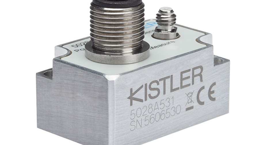 The new charge amplifier from Kistler features both analog and digital modes as well as IO-Link.